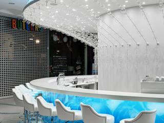 Prosecco Bar Artichok Design Gastronomy Turquoise