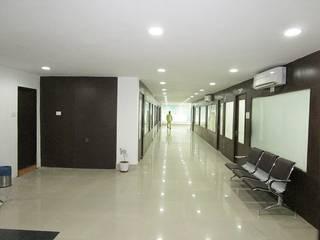 ASG Eye Hospital Modern hospitals by Falcon Resources Modern