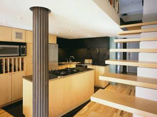 greenwich village duplex by Kimberly Peck Architect Modern