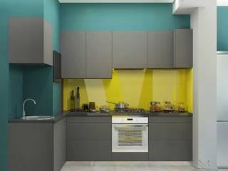Интерьер кухни Кухня в стиле лофт от Арт-Идея Лофт