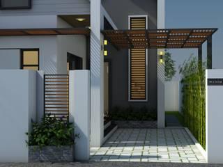 Công ty TNHH CND Associates - Kiến trúc CND Casa di campagna Blu