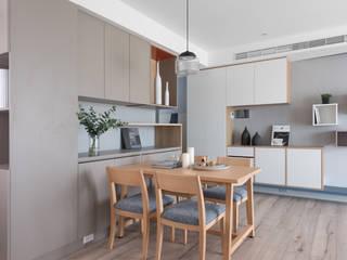 淺培北歐 根據 寓子設計 北歐風