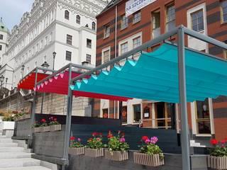 Terrace by SPIN Bobko i Staniewski sp.j.,