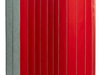 Paravent Rote Hecke:   von Fräch-Design und Kunst