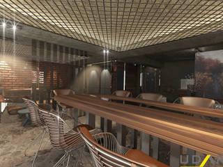 UDARIO İç Mimarlık – O.A Ofis:  tarz Ofisler ve Mağazalar