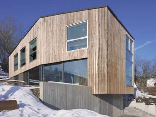 FFM-ARCHITEKTEN. Tovar + Tovar PartGmbB Modern houses