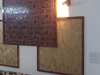 House Indirapuram Modern walls & floors by Radian Design & Contracts Modern