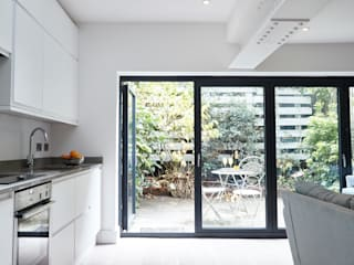 Pimlico Extension Adventure In Architecture Modern style kitchen