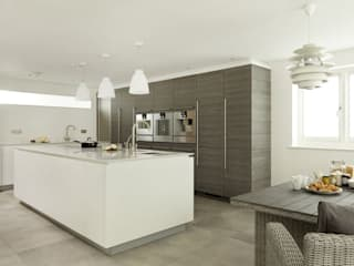 Kitchens by Halcyon Interiors Modern