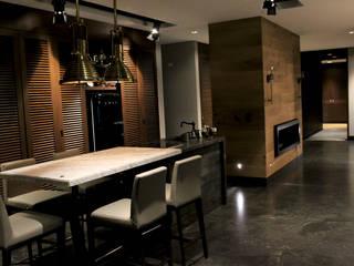 Cocina: Cocinas equipadas de estilo  por Avant Group