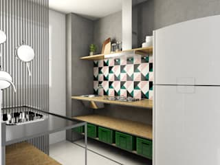 by Bruna Rodrigues Designer de Interiores Modern