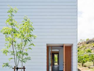 Moderne Häuser von キリコ設計事務所 Modern