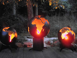 Die Welt Feuerkugel:   von Feuerkugel