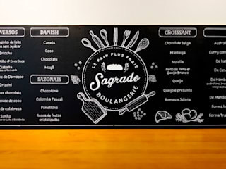 Sagrado Boulangerie:   por Aldric Bonani
