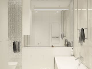Modern bathroom by SIMPLIKA Modern