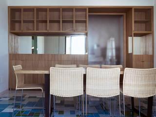 casa al mare a Sperlonga di laboratorio di architettura - gianfranco mangiarotti Moderno