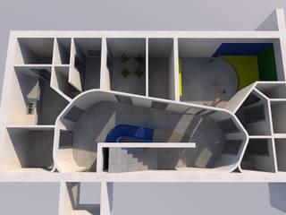 Kinderzahnarztklinik Dr.Vilimek Moderne Praxen von Peter Stasek Architects - Corporate Architecture Modern
