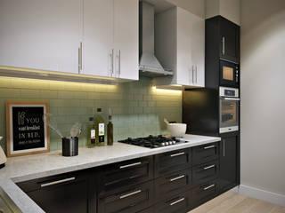 Кухня «Бруклин» Кухня в стиле модерн от Decolabs Home Модерн