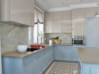 Кухня «Бостон» Кухня в стиле минимализм от Decolabs Home Минимализм