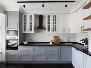 Кухня «Филадельфия» Кухня в стиле минимализм от Decolabs Home Минимализм