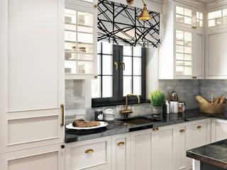 Кухня «Вирджиния» Кухня в стиле минимализм от Decolabs Home Минимализм