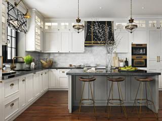 Кухня «Вирджиния»: Кухни в . Автор – Decolabs Home