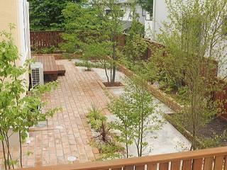 庭のある暮らし モダンな庭 の GAZON~ガゾン~ モダン