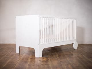 Babybett Lumy:   von ekomia