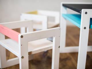 Kindertisch und - stuhl Just:   von ekomia