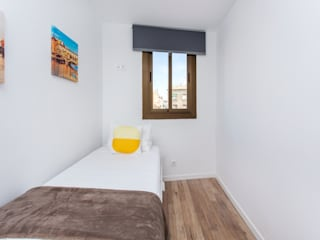 Reforma de apartamento:  de estilo  de Archirent