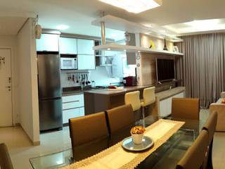 Dining room by MRAM Studio