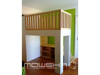 Baby room by Mowsha tek Design Lda,
