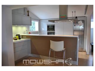 Apartamento Flores sobre o Rio por Mowsha tek Design Lda
