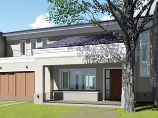 ARBOL Arquitectos Classic style houses
