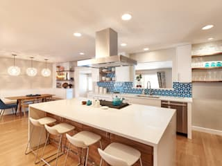 1950s No More: modern Kitchen by 328 Design Group