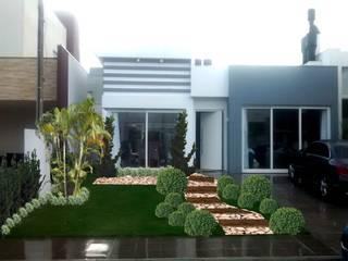 Paisagismo Condomínio Condado:   por ALVARO D'ANGELO PAISAGISMO