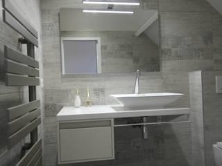 "Salle de bain ""ZEN"" Salle de bain moderne par Harmonie&Design Moderne"