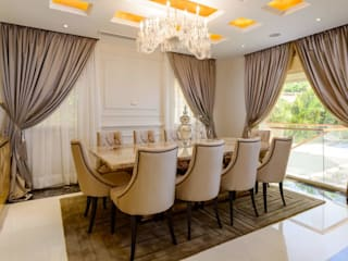 Dining room by Hany Saad Innovations