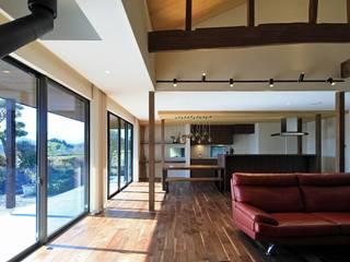 築40年の古民家リノベーション: ing-環境設計室が手掛けたです。