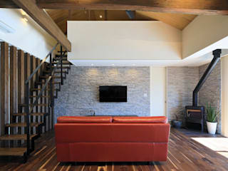 築40年の古民家リノベーション: ing-環境設計室が手掛けたです。,