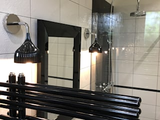 Rénovation d'une maison de 3 étages Salle de bain classique par Harmonie&Design Classique