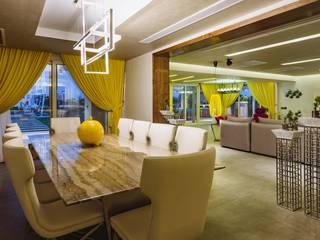 غرفة السفرة تنفيذ Hany Saad Innovations, إنتقائي