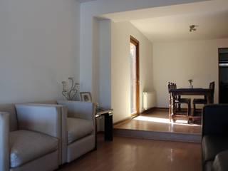 ARCOP Arquitectura & Construcción Modern living room