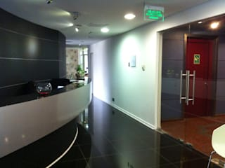 ARCOP Arquitectura & Construcción Office spaces & stores