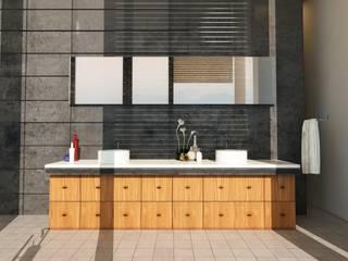Anleitung zum Konfigurator: Moderne Badezimmer von spiegelshop24 Modern