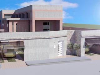 VU – 1 – VIVIENDA RESIDENCIAL UNIFAMILIAR de RR Arquitecto