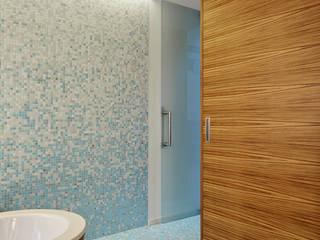 Designbad mit einem Hauch Luxus Moderne Badezimmer von dipl.-ing. anne-doris fluck innenarchitektin aknw Modern