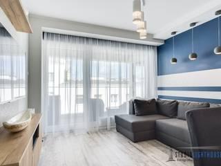 Wnętrza mieszkań od studiolighthouse.pl - fotografia wnętrz
