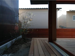 うちんく アジア風 庭 の FORMA建築研究室 和風