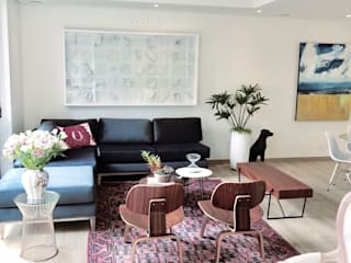 Modern living room by C | C INTERIOR ARCHITECTURE Modern